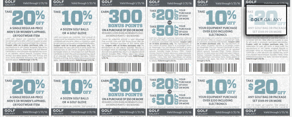 photo about Golf Galaxy Printable Coupons referred to as Golfing Galaxy - Bayer Economical Local community