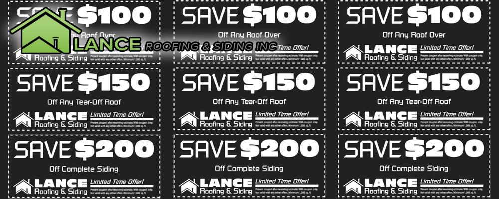 Lance Roofing & Siding, Inc.